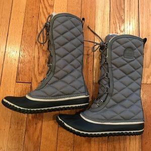 Sorel Winter Boots Size 10.5